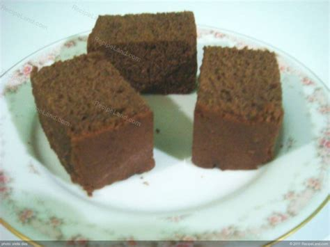 Handmade Chocolate Cake - chocolate cake recipe