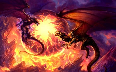 dragons wallpaper free collections