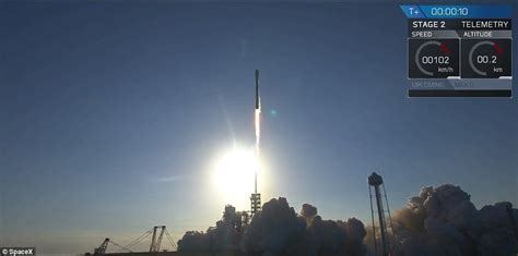 Girlawhirl Gets A Rocket Science With Via Icy by Spacex To Launch A Used Rocket Into Space Today Daily