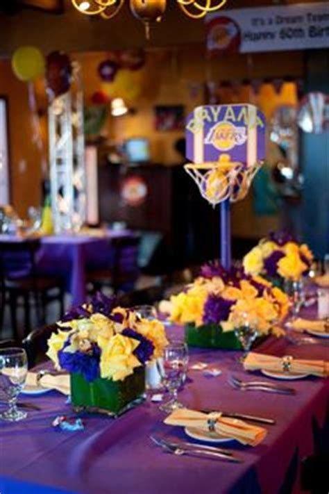 Nba Baby Shower Theme by Laker On Lsu Los Angeles Lakers And