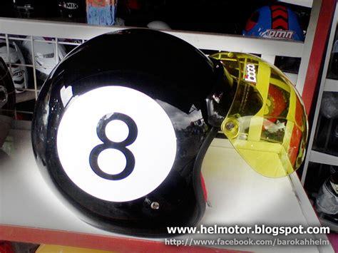 Helm Bogo Angka Helm Vespa Bogo 8 Helm Vespa