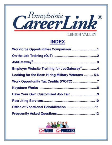 jobgateway pa job seeker jobgateway job seeker career tools uc amnesty employer