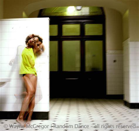 how to hotbox a bathroom wayne mcgregor random dance nemesis animation for dance performance hotbox studios