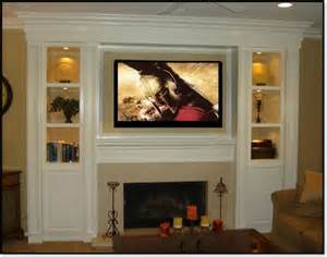 fireplace entertainment center living room