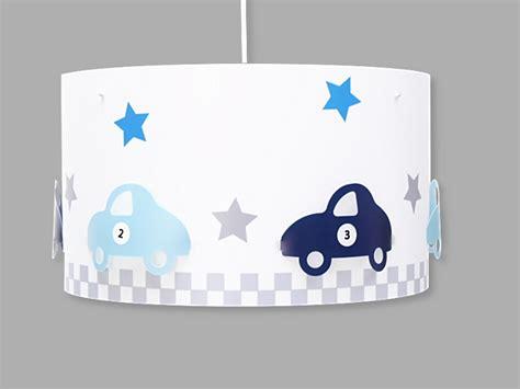 suspension luminaire chambre garcon luminaire chambre garon abat jour enfant gris bleu