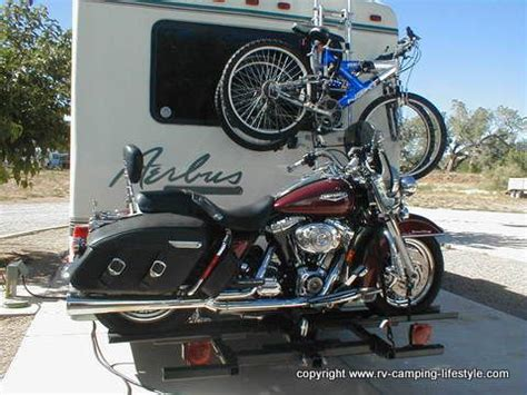 motorcycle carrier motorcycle carrier plans