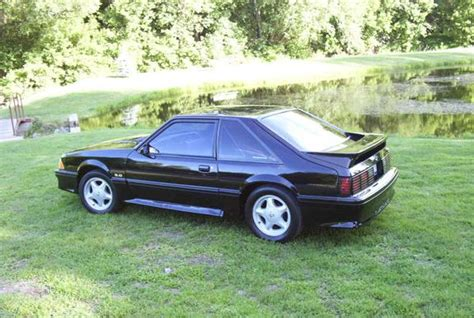 1993 mustang 5 0 horsepower fiveltrdave 1993 ford mustang specs photos modification