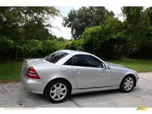 2002 Mercedes Slk 2002 Mercedes Slk 230 Kompressor Roadster In