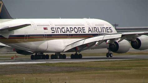 singapore airlines airbus     narita rwr youtube