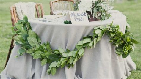 fall wedding decor ideas southern living