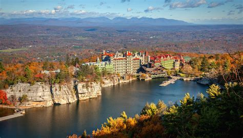 mohonk mountain house new paltz ny hotel intel mohonk mountain house new paltz ny travel features hotel intel