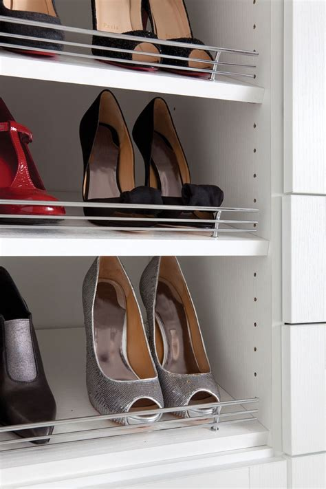california closets shoe storage 171 best closet accessory ideas images on