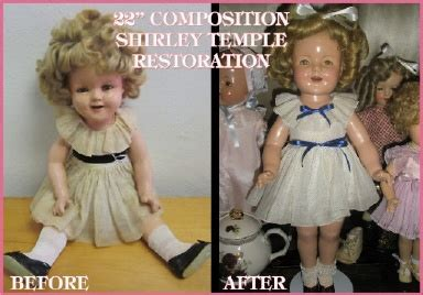 composition doll restoration classes 49 best images about shirley temple dolls collectables