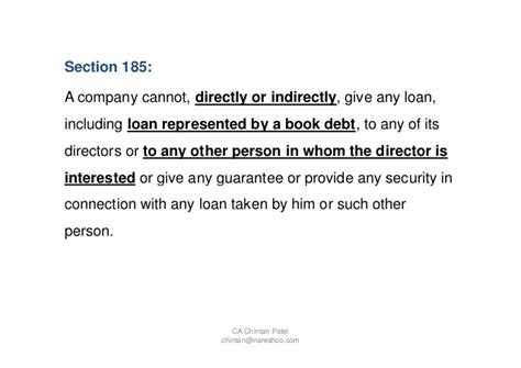 directors loan to company agreement template companies act 2013 loans advances and related