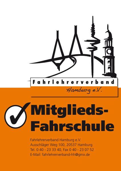 Motorrad Fahrschule Hamburg by Fahrschule In Hamburg Wandsbek Und Hamm Fahrszination