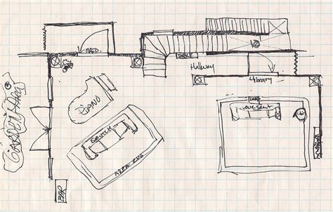 set design floor plan drawings sean malmas