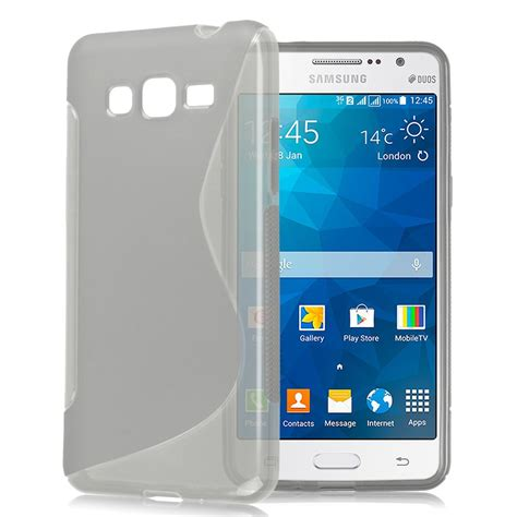Silicon Brownie Line Samsung Galaxy J5 Prime s line soft silicone tpu gel fitted back cover skin