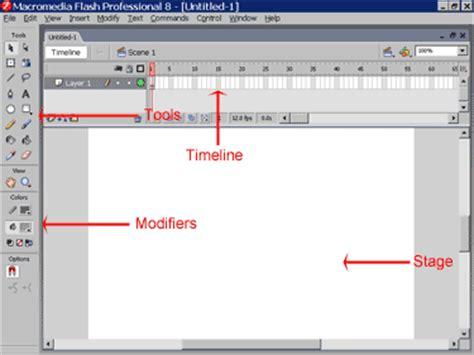 tutorial flash pro 8 nt tutorial cara menggunakan flash professional 8