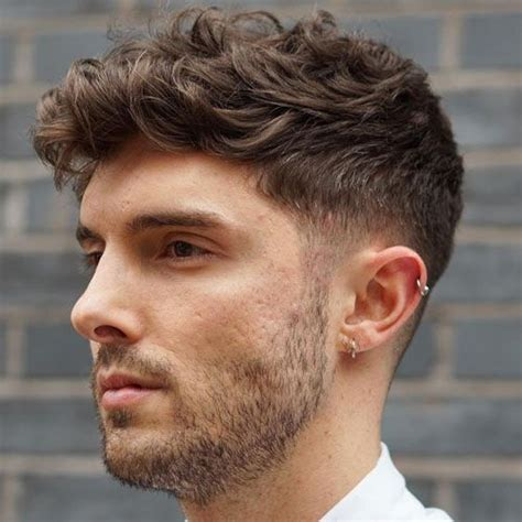 soft perms short boys cut 21 short sides long top haircuts 2018 low taper fade