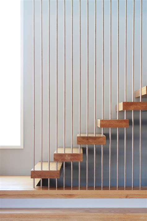 Banister House Stairs Grill Designs With Modern Staircase Modern And