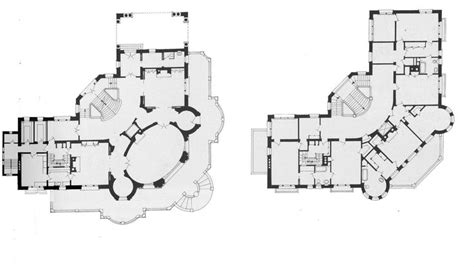 pittock mansion floor plan pittock mansion portland oregon first and second floors