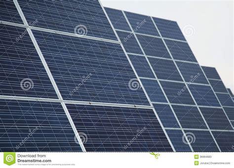 solar panels details solar panels stock photos image 36994683