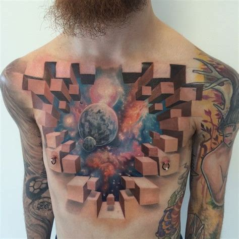 geometric tattoo usa 3d tattoos for men ideas and inspiration for guys
