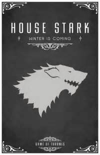 house stark colors 20 of thrones house mottos and sigils hative