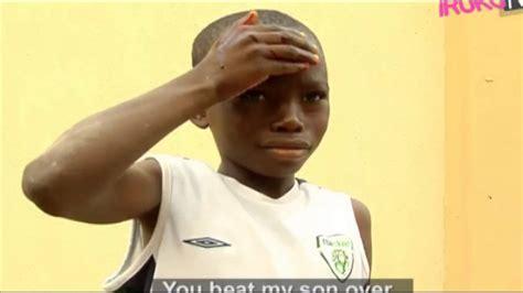 Oshin 2013 Full Movie Bimbo Oshin Beats Up Her Maid Nigerian Yoruba Movie Youtube