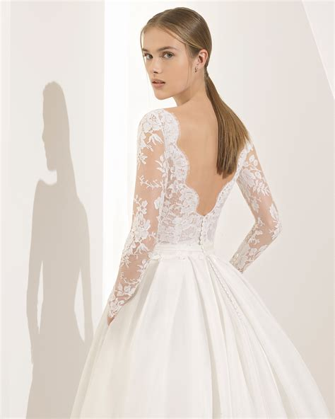 hochzeitskleid rosa clara parodia 2018 bridal collection rosa clar 225 couture