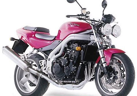 Motorrad News 6 2000 by Triumph Speed Triple 955 2002 04 Prezzo E Scheda