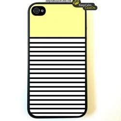 Iphone 4 4s Adidas Square Stripe Hardcase iphone 4 geometrical stripes lemon iphone iphone 4s on luulla