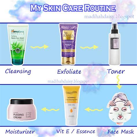 Shoo Himalaya Di Guardian tips my skincare ala korean violet