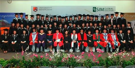 Mba Sim Singapore by Sim Graduation And Presentation