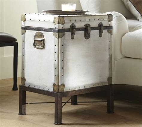 fancy side table for living room using two tier shelving decorative tables for living room trunk side table