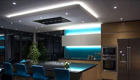 Mood Lighting Kitchen Mood Lighting Using 10m Led Lights Visualchillout