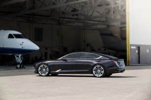 Future Cadillac Cadillac Escala Concept Look A Picture Window Into