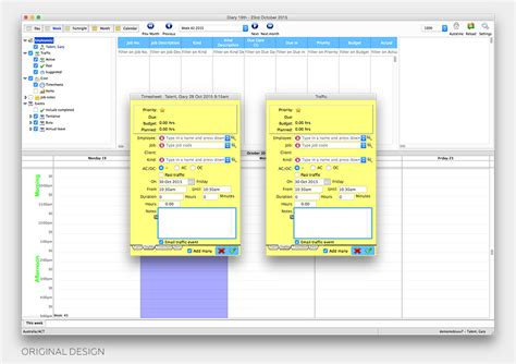 ui layout refresh jobbag ui design refresh mobius