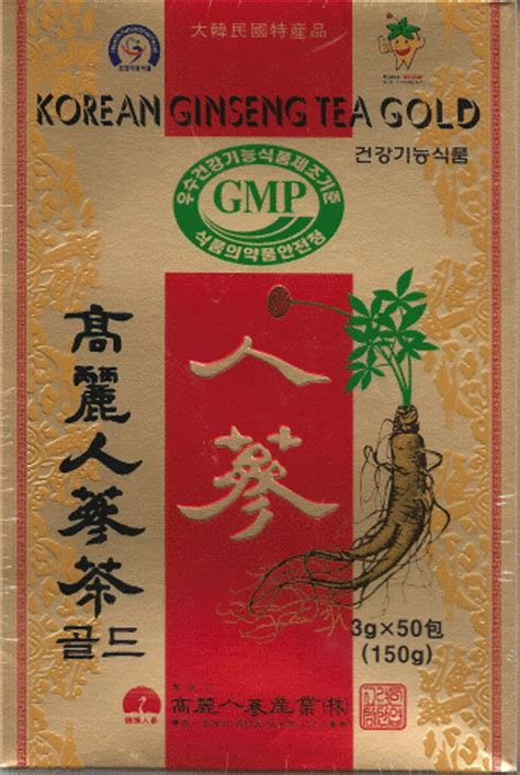 Teh Ginseng Korea kore ginsengi 199 ay gold kırmızı kore ginsengi nedir