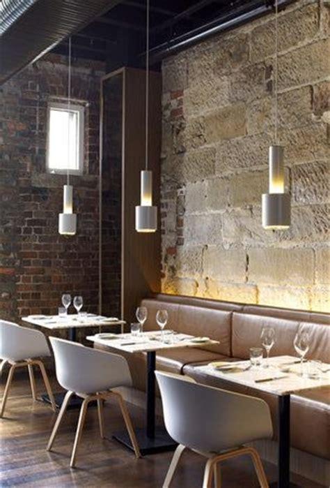 Restaurant Decor Styles by Best 25 Restaurant Interior Design Ideas On