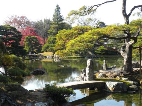 Katsura Garden katsura imperial gardens jigsaw puzzle in bridges puzzles on thejigsawpuzzles