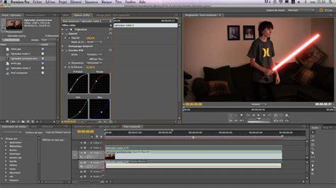 adobe premiere pro vs imovie how to make realistic lightsaber in adobe premiere pro