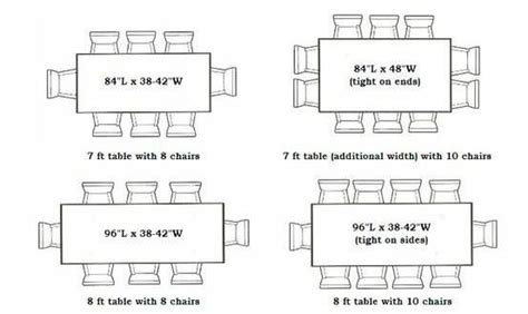 8 seater dining table dimensions astounding dining room table sizes cozynest home