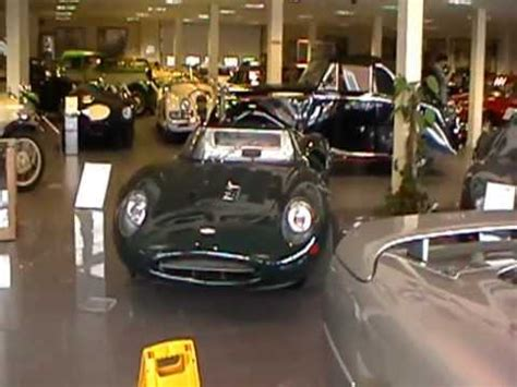 Jaguar Heritage Museum E Type Jaguar At Jaguar Heritage Museum Coventry