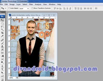 cara editing foto dengan photoshop cs5 cara edit foto dengan photoshop dan mengganti background
