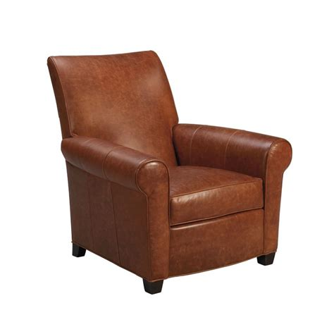 bentley leather chair ethan allen us house and home
