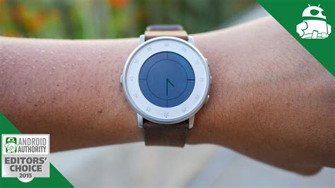 Pebble Time Round Review!   YouTube