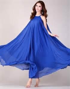 boho maternity maxi dress baby shower dress royal blue