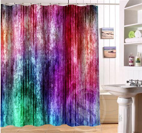 colored fluorescent color decorative pattern custom shower
