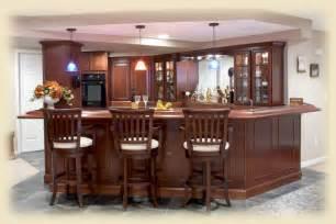 Basement Kitchen And Bar Ideas Finished Basement Bar Home Renovation Team